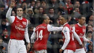 Chelsea Vs Arsenal 3 - 5 Highlights - Amazing Games