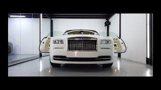 2015 Rolls Royce Wraith gets our Signature Touch