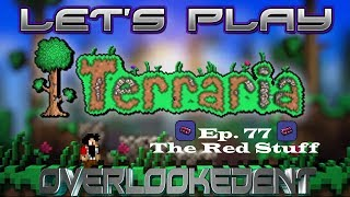 """BamVille! Ep.77 """"The Red Stuff"""" - Terraria Xbox 360 - [Let's Play!]"""
