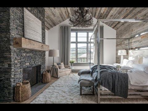Modern Rustic Master Bedroom Ideas