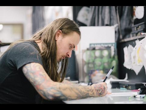 Superr Tattoo Artist Bart Bingham
