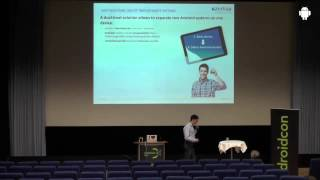droidcon 2013: Dual-boot Android Solution for better Device Management; Robert Konopka, Zertisa