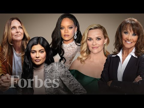Inside The List: America's Richest Self-Made Women 2019 | Forbes