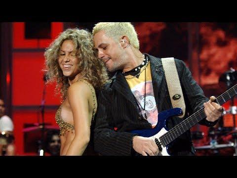 "Shakira feat. Alejandro Sanz - ""LA TORTURA"" Live"