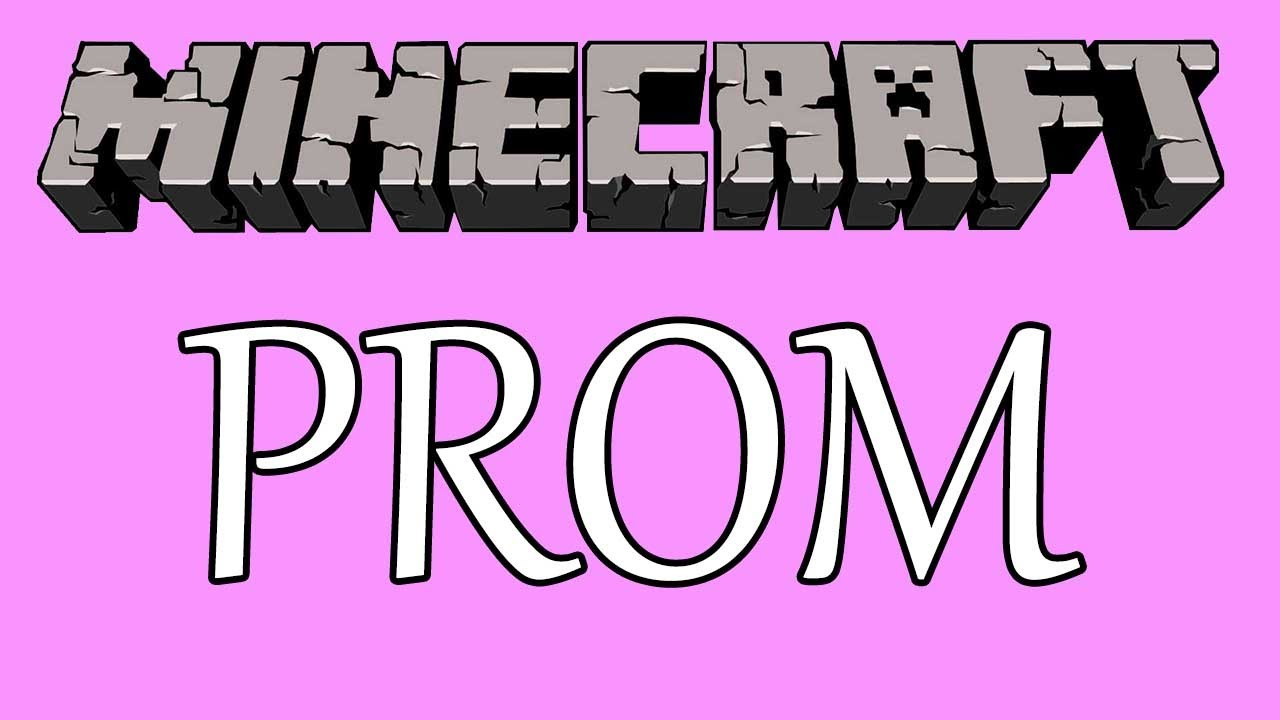 Girl Ask Guy To Prom Over Minecraft