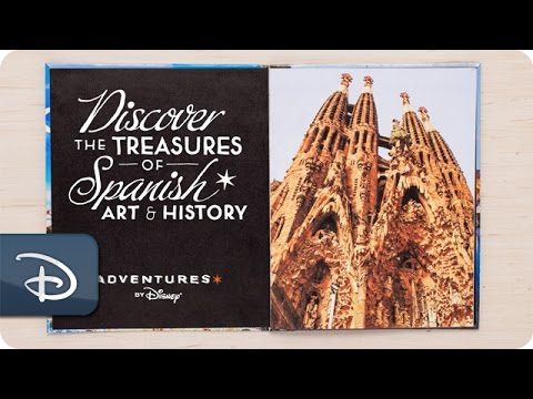 discover-spanish-art-&-history-|-adventures-by-disney