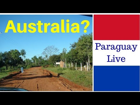 Australia street live? Paraguay farmland for sale, Immigration to Paraguay, cheap agricultural land