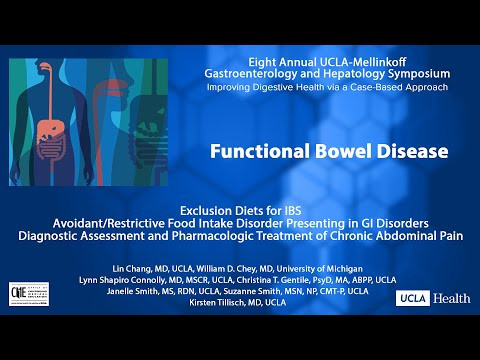 Functional GI: Dietary Management, ARFI Disorder, Chronic Abdominal Pain | UCLA Digestive Diseases