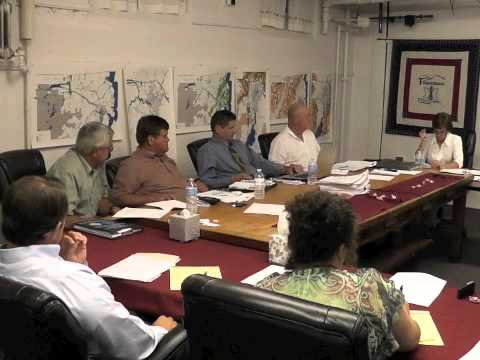 Ticonderoga Town Board Meeting  9-12-13