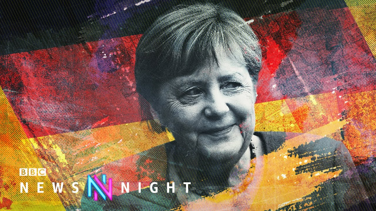 Download German elections: Who could succeed Chancellor Angela Merkel? - BBC Newsnight