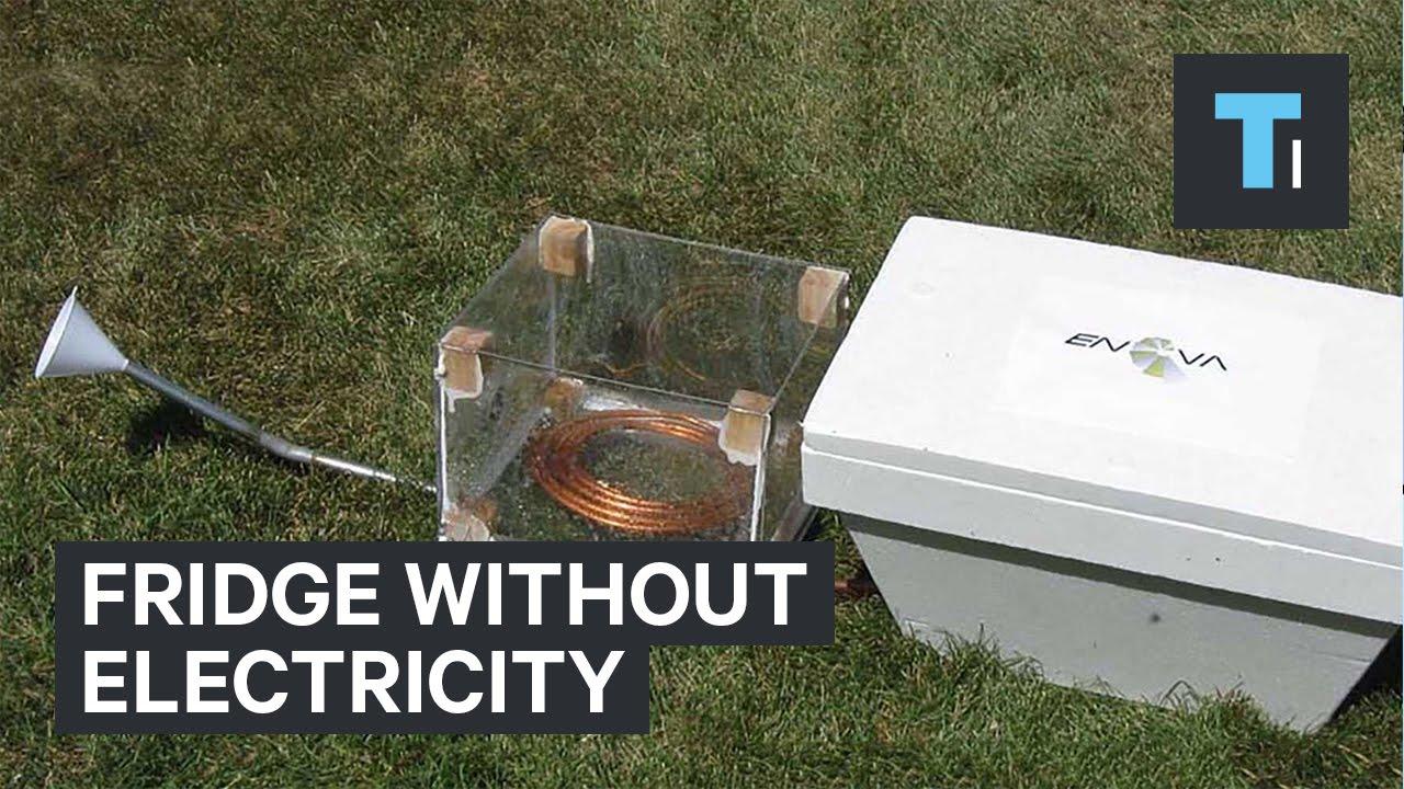 Fridge Without Electricity Youtube