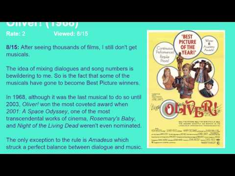 Movie Review: Oliver! (1968) [HD]