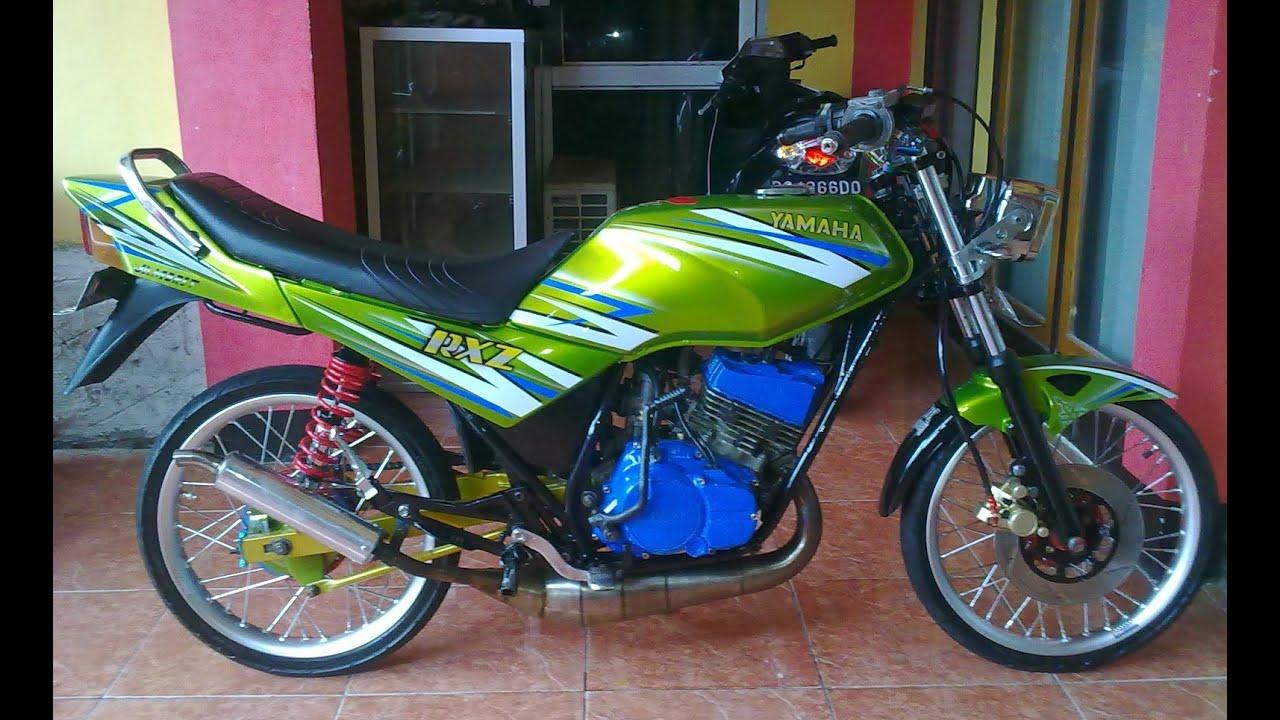 62 Foto Modifikasi Motor Rxz Terbaru Dan Terlengkap Teka Teki Motor