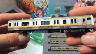 【Nゲージ@カトー】E233系8000番台 南武線 ~開封&試運転~ thumbnail