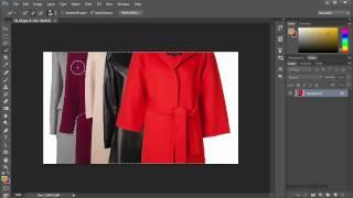 Уроки Фотошопа для начинающих. Выделение в Фотошопе. Инструмент Быстрое выделение (Quick Sellection)
