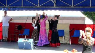 Flamenco Lavenet 19 juin 2011