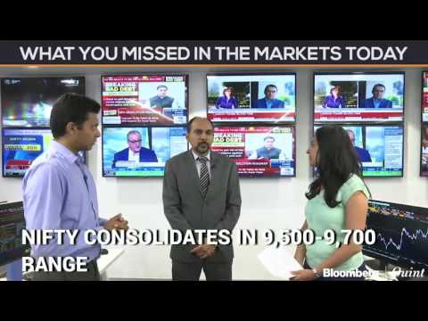 Market Wrap: Sensex, Nifty Hold Small Gains Ahead Of Fed Rate Decision