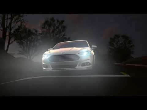 2015 Ford Vehicles: Daytime Running Lamps