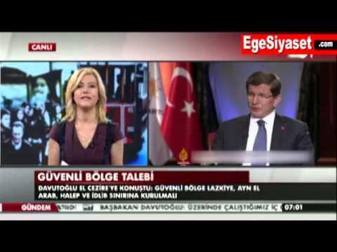 Başbakan Davutoğlu'ndan Demirtaş'ı Zora Sokacak Açıklama - İzle