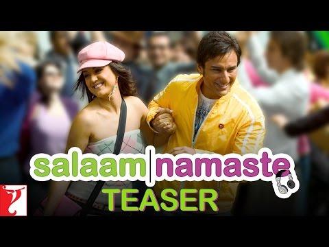 Theatrical Teaser - Salaam Namaste