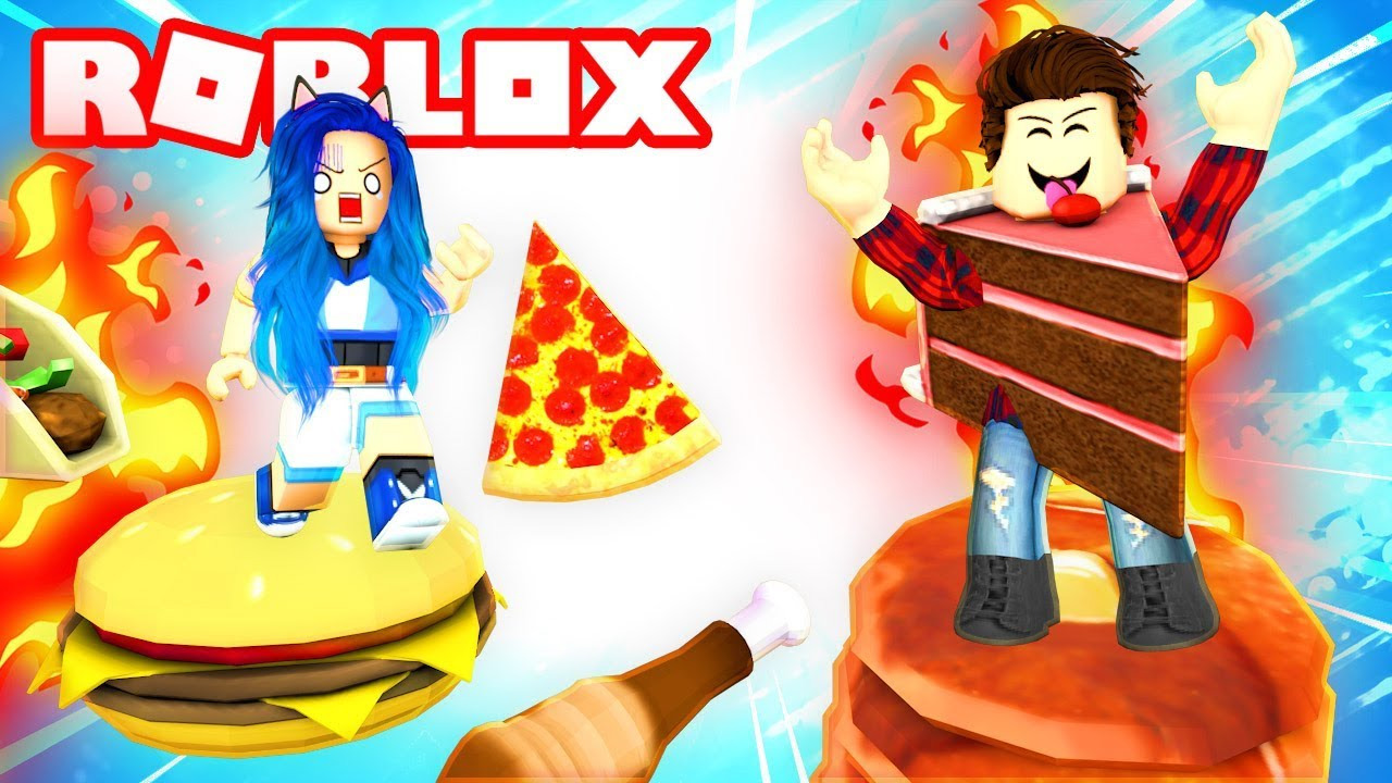 ESCAPE THE AMAZING KITCHEN IN ROBLOX!