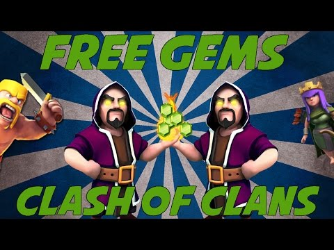 NEW CLASH OF CLANS GEM HACK - August 2014