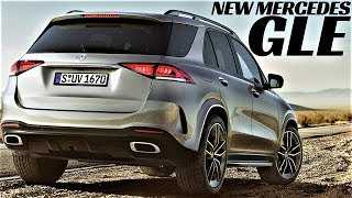 ALL NEW 2019 MERCEDES GLE ! OFF ROAD AND INTERIOR FOOTAGE !