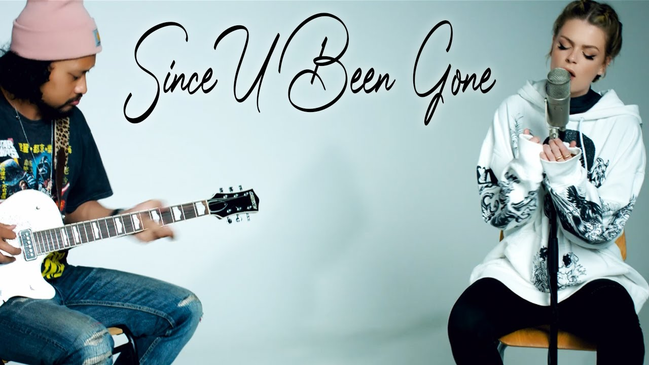 Since U Been Gone - Kelly Clarkson (Cover by Davina Michelle)