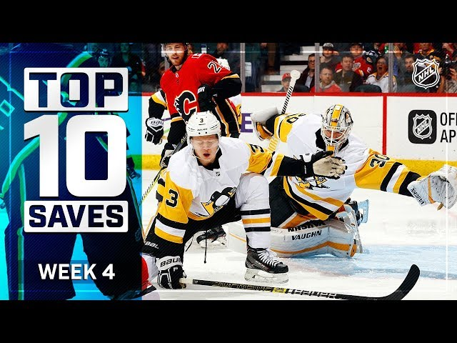 Top 10 Saves from Week 4