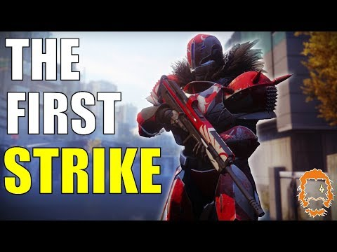 Destiny 2 - The First Strike