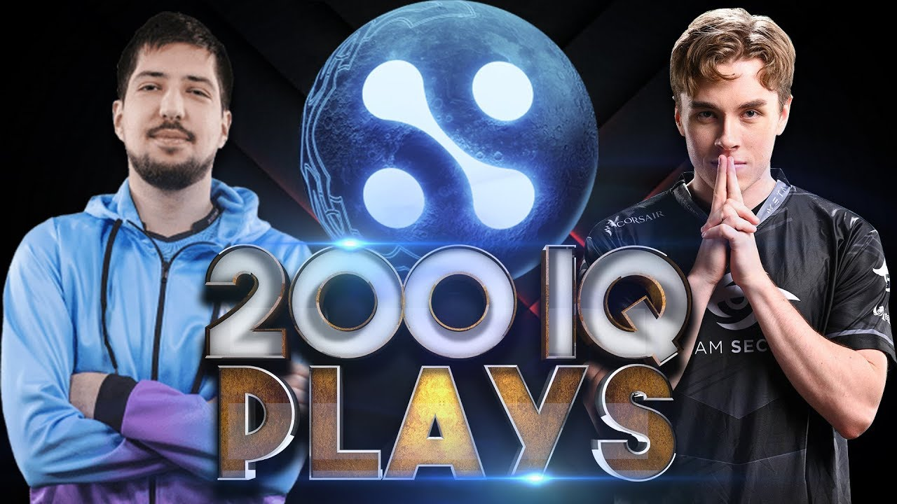 BEST 200 IQ Plays & Outplays of WePlay! Mad Moon Dota 2 thumbnail