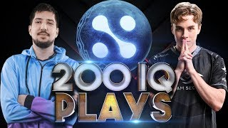 BEST 200 IQ Plays & Outplays of WePlay! Mad Moon Dota 2
