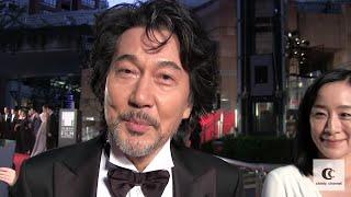 10月22日に行われた第28回東京国際映画祭のレッドカーペット模様をダイ...