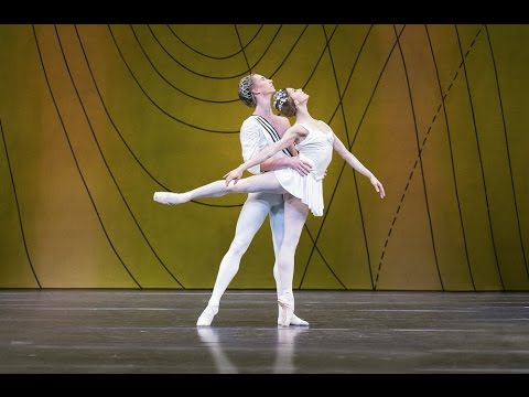 The Dream / Symphonic Variations / Marguerite and Armand trailer (The Royal Ballet)