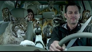 2014 Nissan Pathfinder - The Ark (TV Commercial)