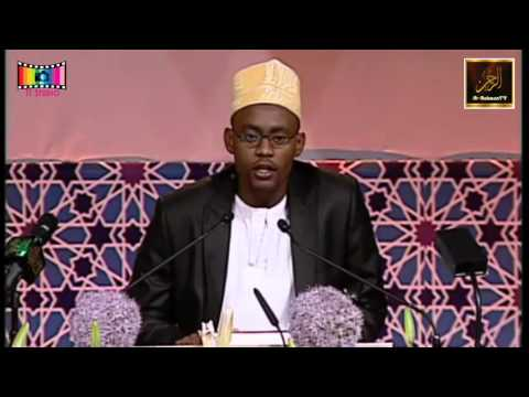 International Al-Quran Memorisation Competition 2015 - Djamaldine Mohamed (Comoros)