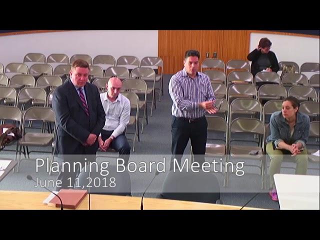 Asbury Park Planning Board Meeting - June 11, 2018
