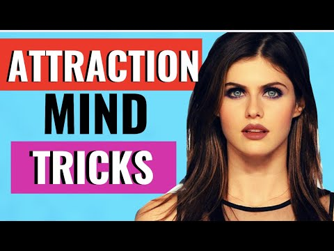 9 MIND TRICKS USED ONLY BY PLAYERS & BAD BOYS (Women Secretly LOVE These)