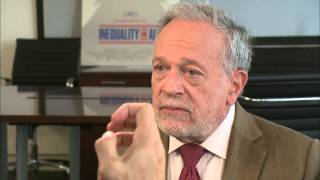 'Inequality is bad for everyone': Robert Reich fights against economic imbalance