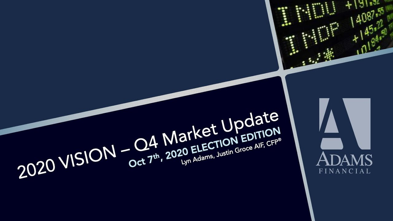 Q4 Market Outlook - Election Edition