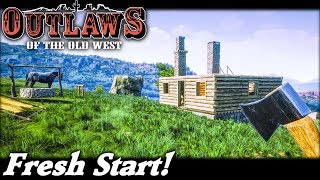 Fresh Start!   Outlaws of the Old West Gameplay   EP 1   Season 1