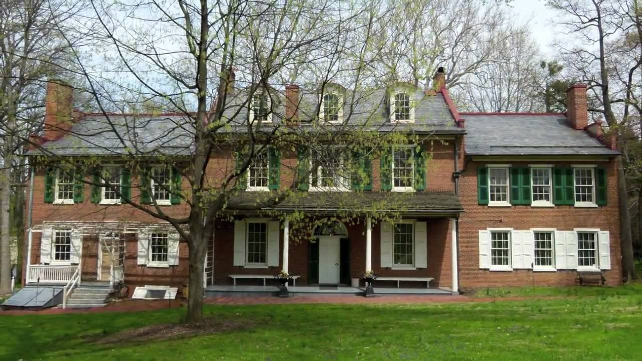 President Buchanan Home Wheatland In Lancaster Pa Youtube