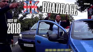 UK Road Rage ~ Best Of 2018