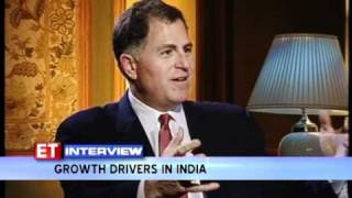 Michael Dell on ET Interview - Part 1