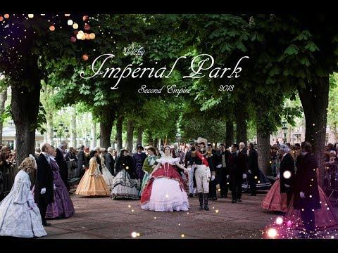 Vichy Fête Napoléon lll 2018 Impérial Park