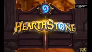 Live stream 163! Hearthstone!!