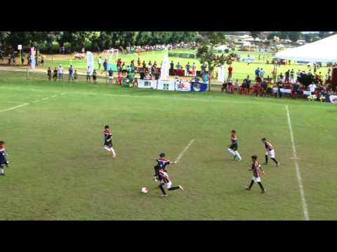 Go Cup 2016 - SUB 10 - Moura Sports-DF 4 x 2 Brasília Futebol Academia / SPFC (Parte 1)