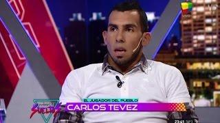 La desopilante anécdota de Tevez en Inglaterra y su licencia de conducir
