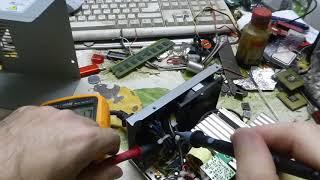 Ремонт комп'ютерного блоку живлення FSP MP-350W P4