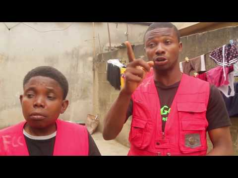 Video(skit): WHEN THE EFCC VISITED A POOR MAN